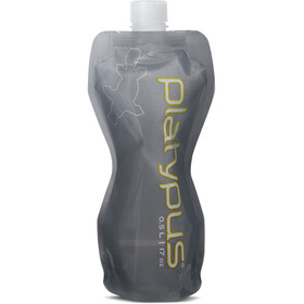 Platypus SoftBottle Closure cap, 0.5 l grey